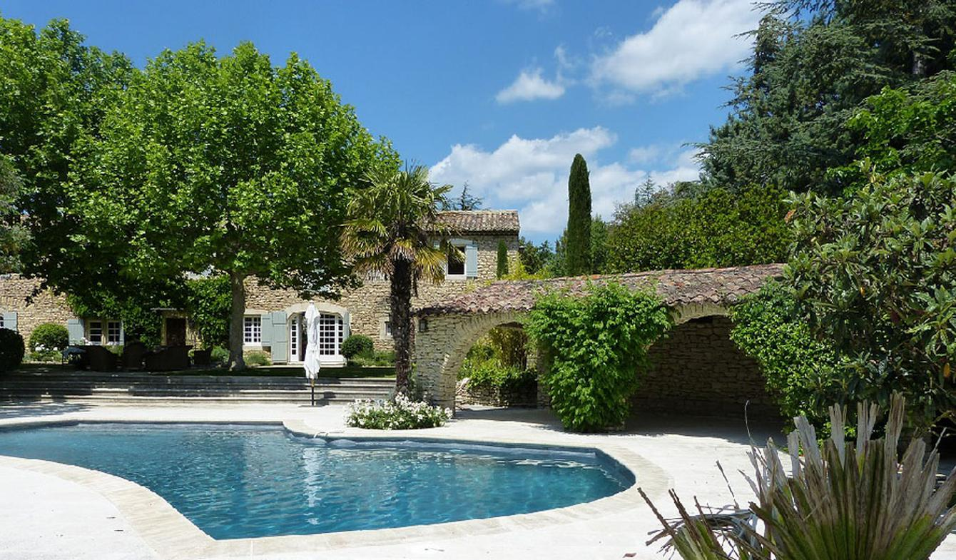 Villa with pool and terrace Vaucluse
