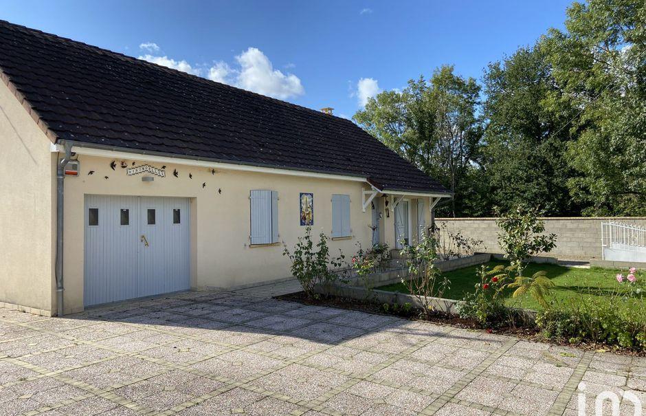 Vente maison 5 pièces 90 m² à Neuillay-les-Bois (36500), 162 000 €