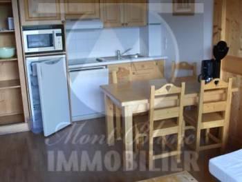 Appartement 2 pièces 31,48 m2