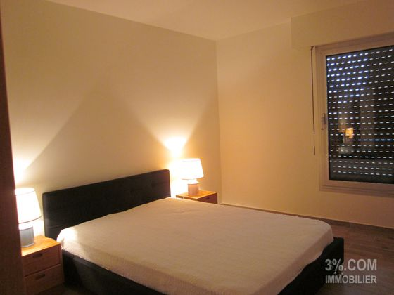 Location duplex meublé 4 pièces 100,6 m2