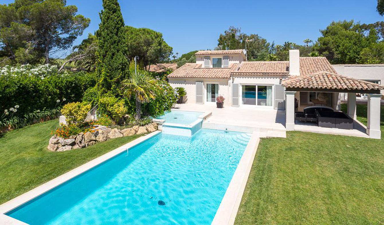 Property with pool Saint-Tropez