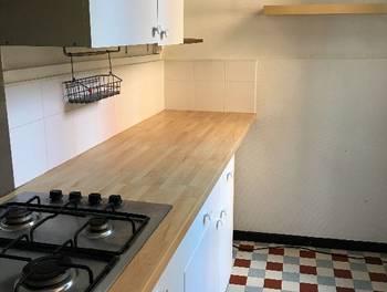 Appartement 2 pièces 42,46 m2