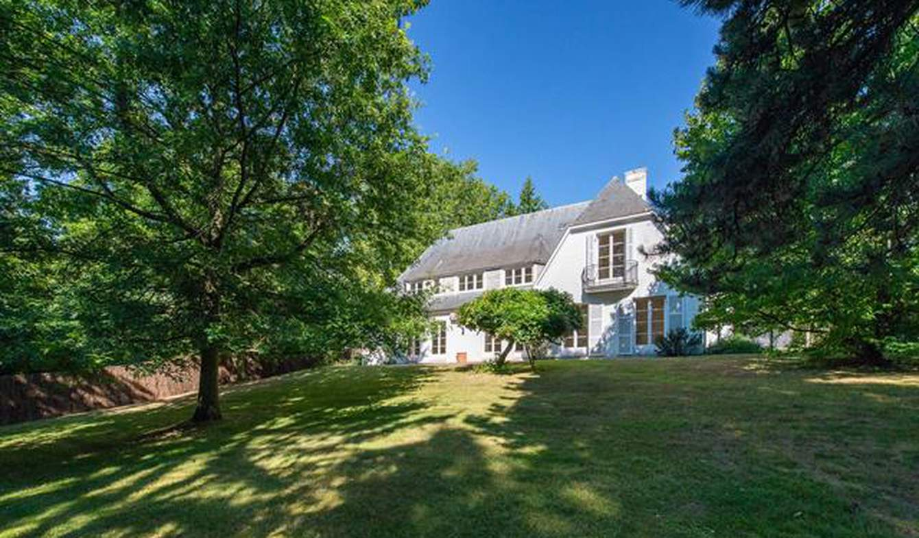 House with terrace Uccle