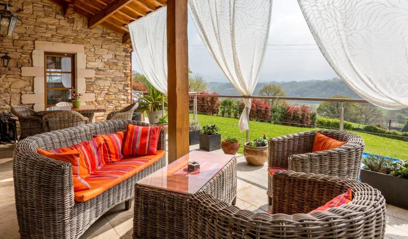 Maison avec terrasse Sare