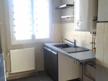 Appartement 3 pièces 63,34 m2