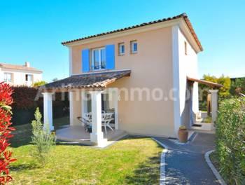 Villa 4 pièces 85,56 m2
