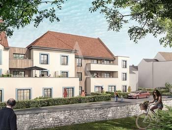 Appartement 2 pièces 55,84 m2