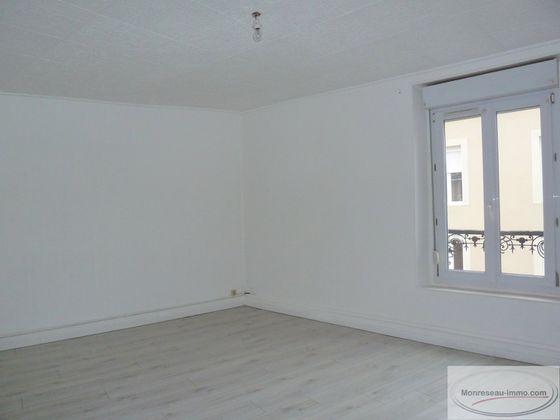 Vente duplex 4 pièces 70 m2