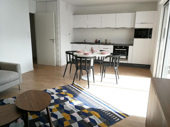 Vente appartement 2 pièces 49,3 m2