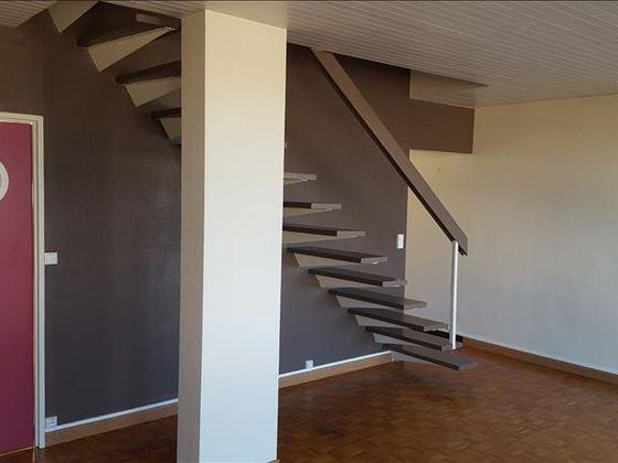 Vente duplex 3 pièces 67,07 m2