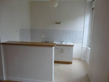 Appartement 2 pièces 37,73 m2