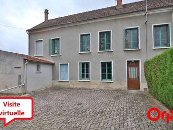 maison à Courtemont-Varennes (02)