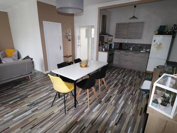 Appartement 3 pièces 47,48 m2