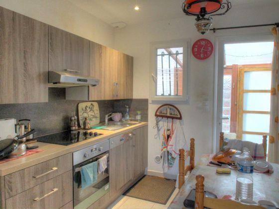 Vente maison 3 pièces 69,78 m2