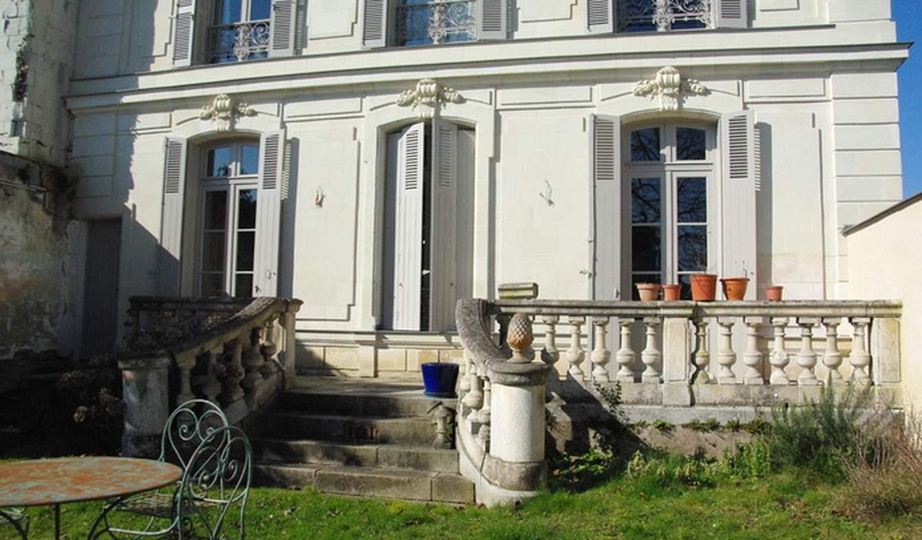 Hôtel particulier Angers