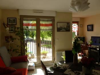 Appartement 2 pièces 46,51 m2