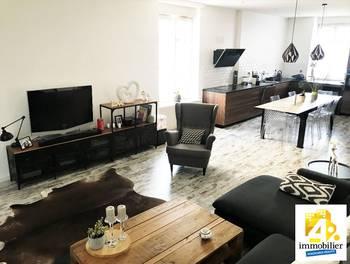 Appartement 5 pièces 176 m2