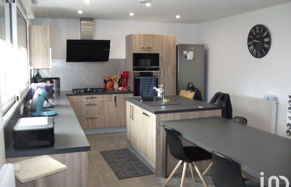 Vente maison 7 pièces 180 m² à Villeneuve-de-Marsan (40190), 206 000 €