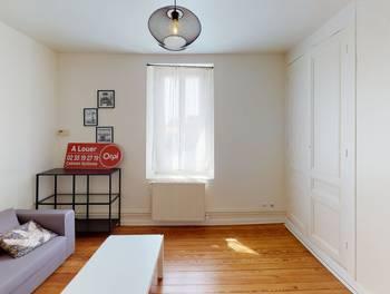 Appartement meublé 2 pièces 47,46 m2