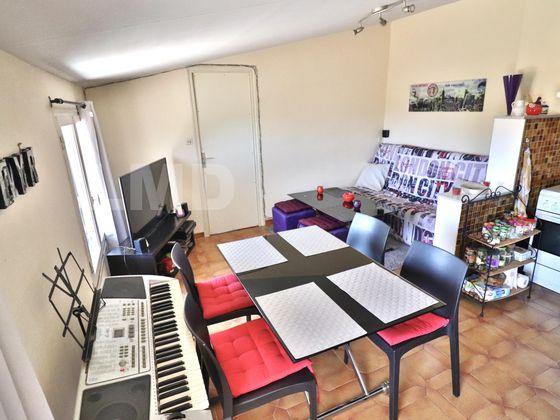 Vente appartement 2 pièces 36,69 m2
