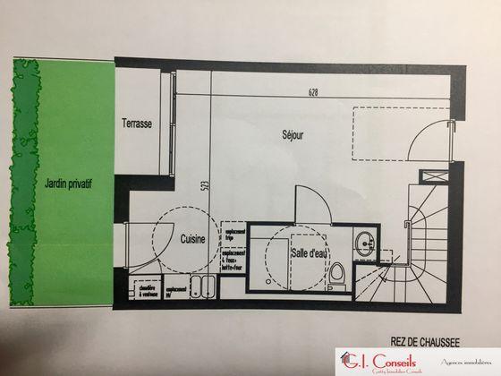 Vente appartement 4 pièces 85,6 m2