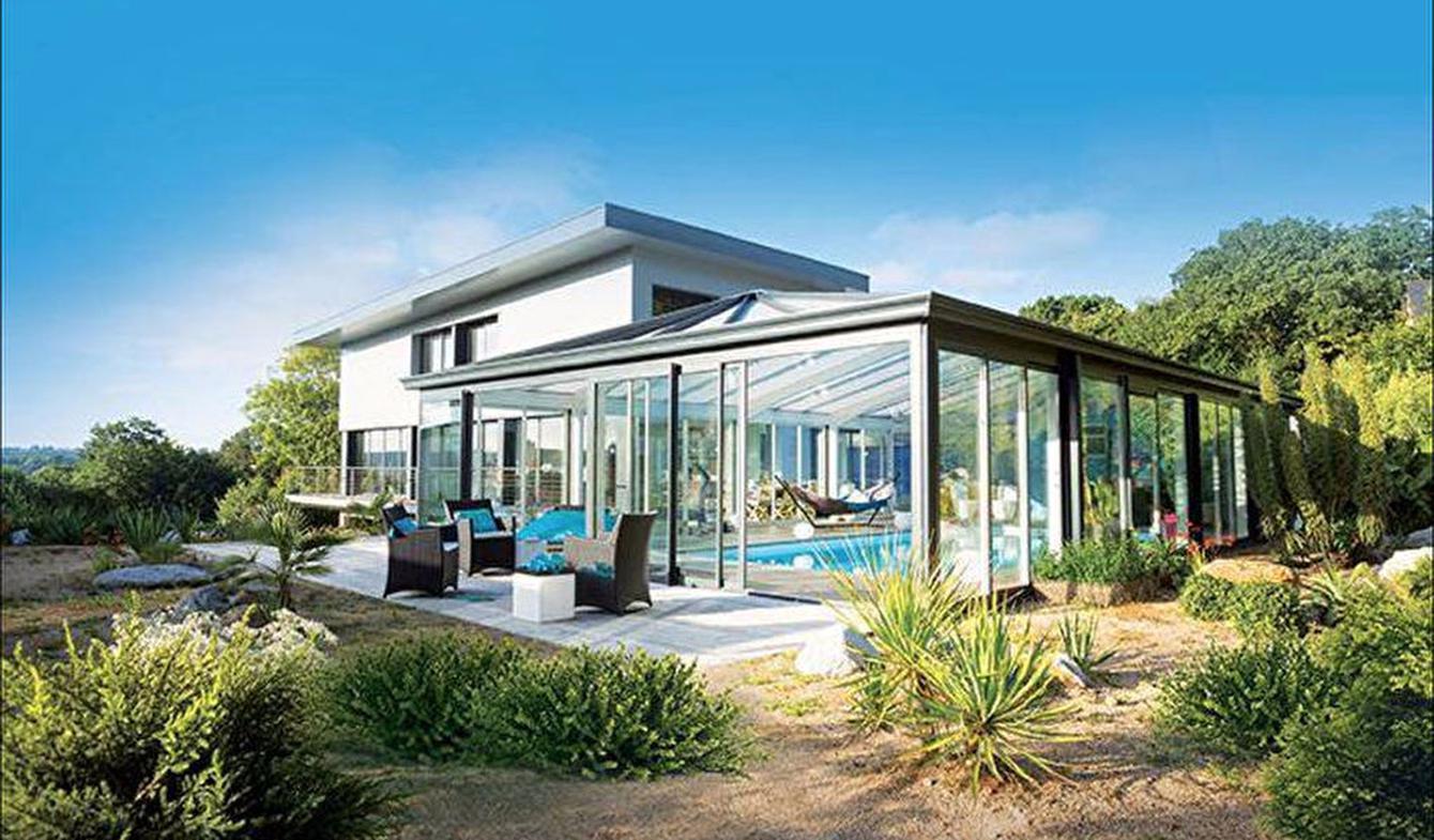 Propriété avec piscine Plougastel-Daoulas