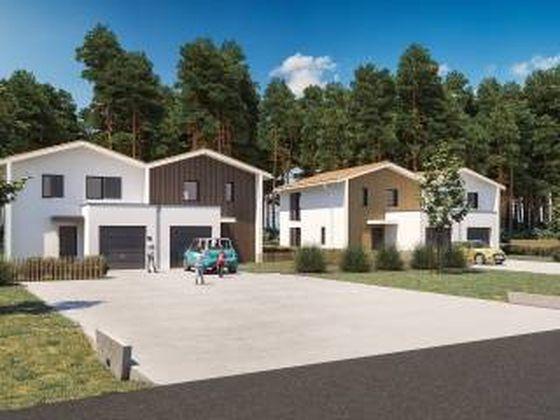 Vente maison 4 pièces 80,84 m2