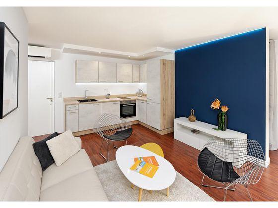 Vente appartement 2 pièces 49,84 m2