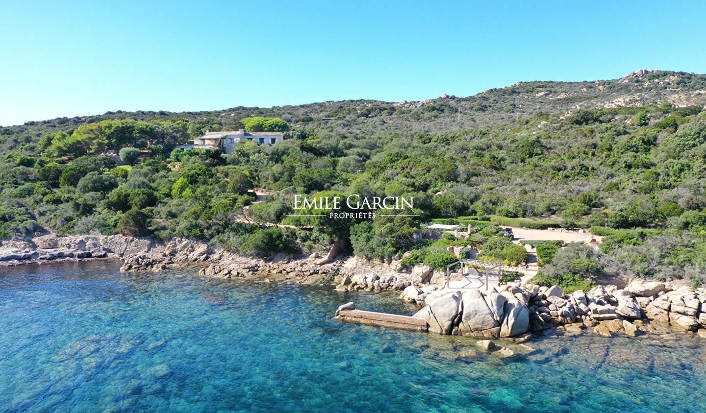 Propriété en bord de mer avec jardin Bonifacio