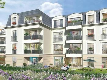 Appartement 3 pièces 56,57 m2