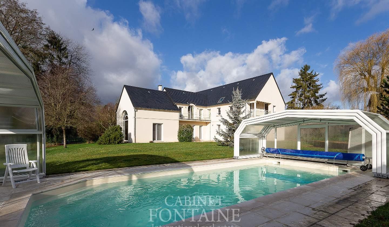 Maison avec terrasse Villers-cotterets