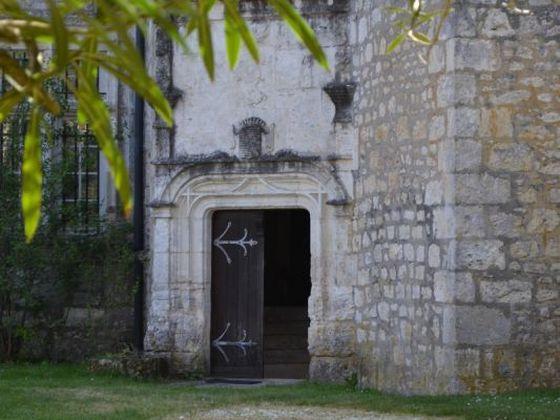 Vente château 12 pièces 450 m2