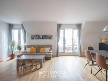 Appartement 4 pièces 108,2 m2