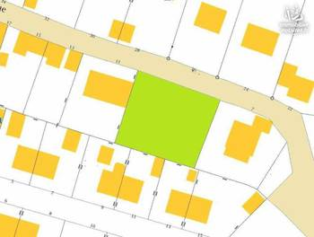Terrain à bâtir 708 m2
