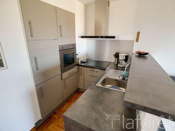 Vente appartement 2 pièces 32,62 m2