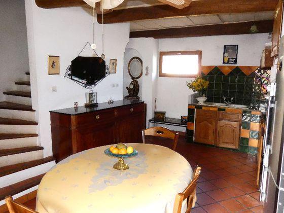 Vente maison 3 pièces 70,65 m2