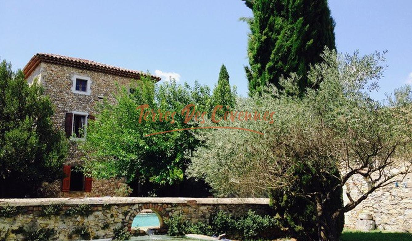 Property with pool Ribaute-les-Tavernes