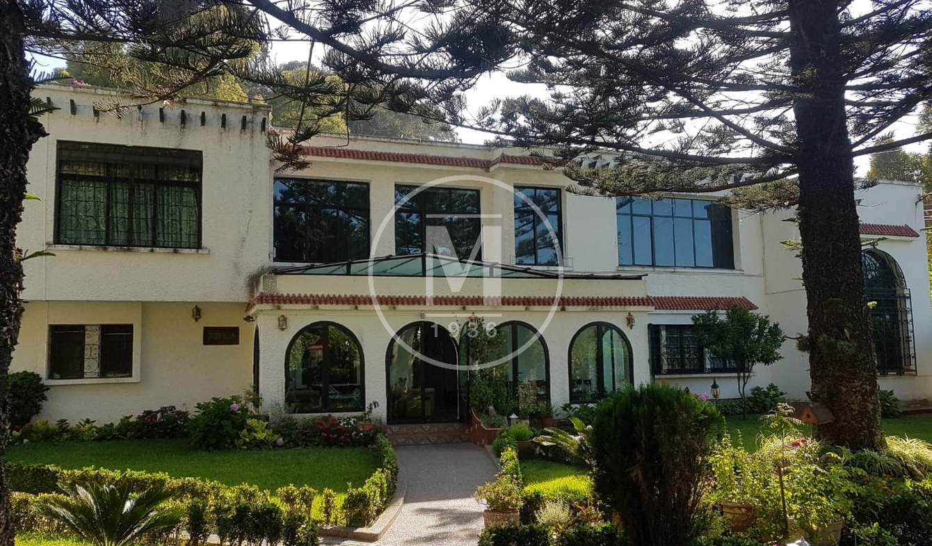 Villa avec piscine et terrasse Tanger
