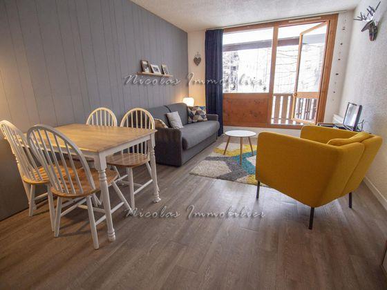 Vente studio 26,84 m2