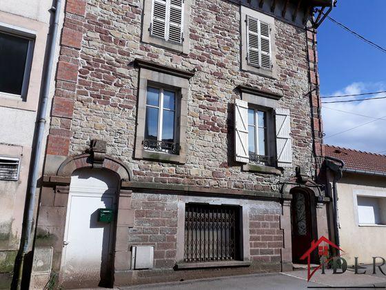 Vente maison 9 pièces 203 m2