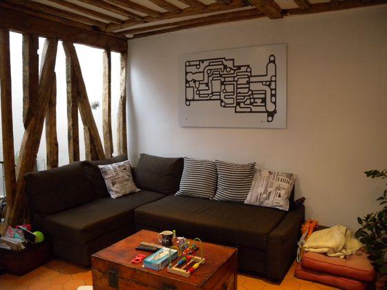 Vente duplex 3 pièces 59,95 m2