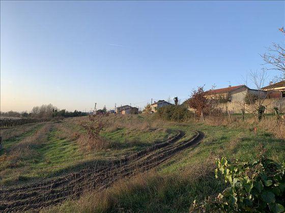 Vente terrain 1457 m2