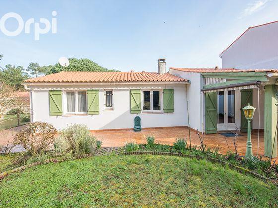 Vente maison 5 pièces 109,05 m2