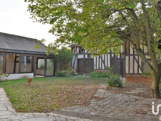 Vente maison 5 pièces 204 m2