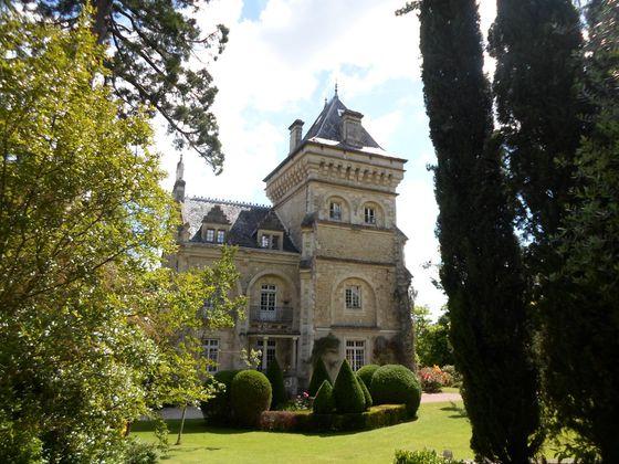 Vente château 20 pièces 700 m2