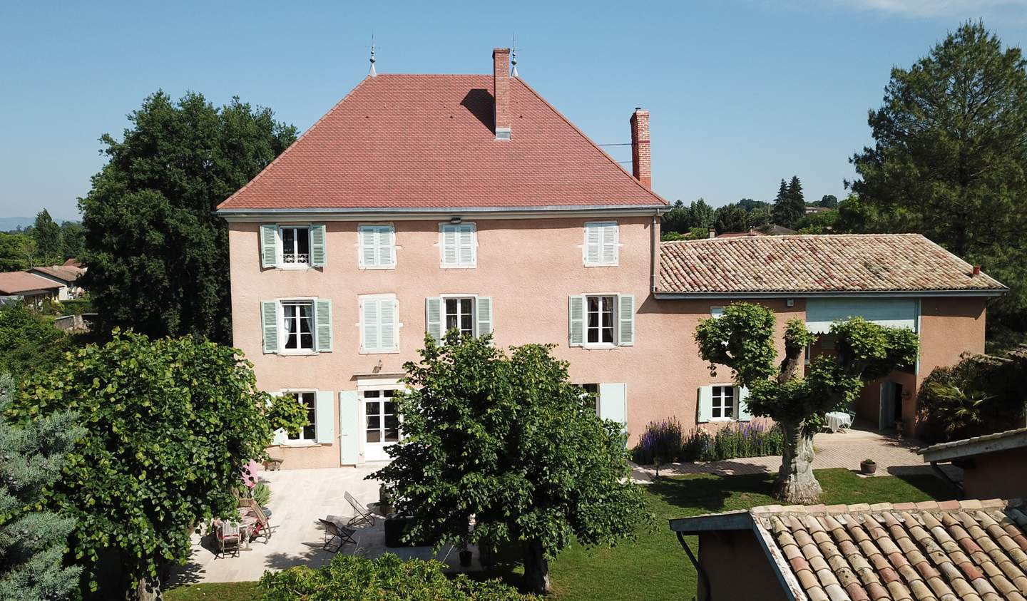House with terrace Villefranche-sur-saone