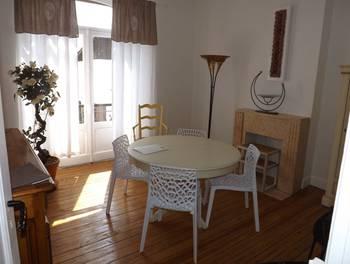 Appartement meublé 3 pièces 59,19 m2