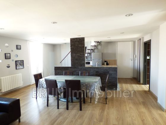 Vente appartement 4 pièces 84,71 m2