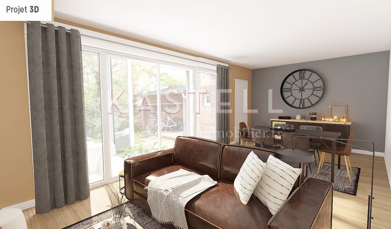 Maison avec terrasse Rennes