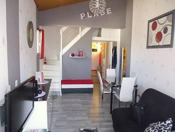 Appartement 2 pièces 26,58 m2